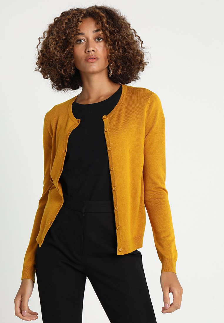 Zalando Essentials - Cardigan - mustard