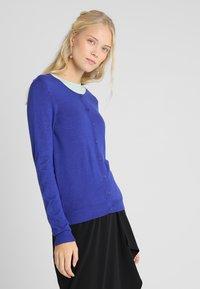 Zalando Essentials - Cardigan - clematis blue - 0