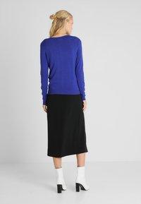 Zalando Essentials - Cardigan - clematis blue - 2