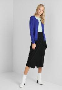 Zalando Essentials - Cardigan - clematis blue - 1