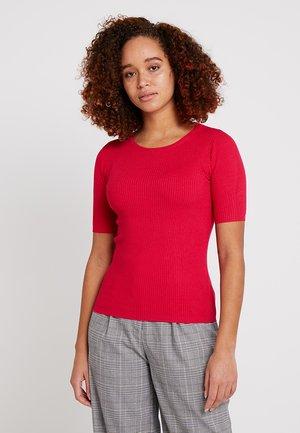 Basic T-shirt - virtual pink
