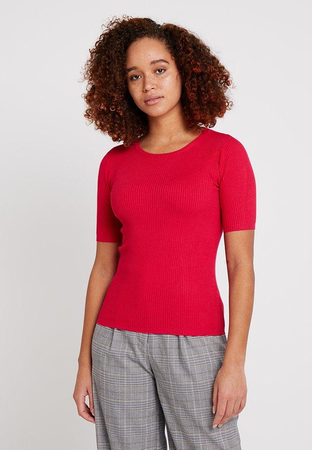 T-shirt basique - virtual pink