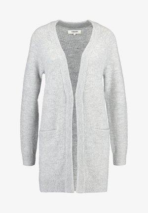 Vest - mottled light grey
