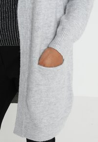 Zalando Essentials - Cardigan - mottled light grey - 5