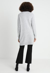 Zalando Essentials - Cardigan - mottled light grey - 2