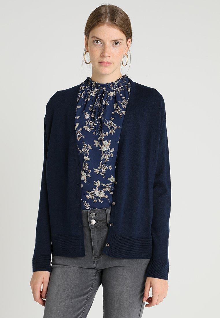 Zalando Essentials - Cardigan - dark blue