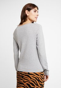 Zalando Essentials - Neule - grey melange - 2