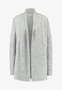 Zalando Essentials - Cardigan - mottled light grey - 4