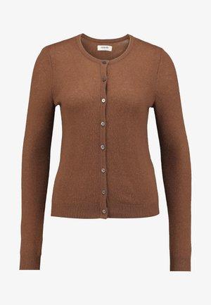 Cardigan - brown