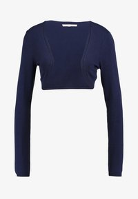 Zalando Essentials - Cardigan - dark blue - 4