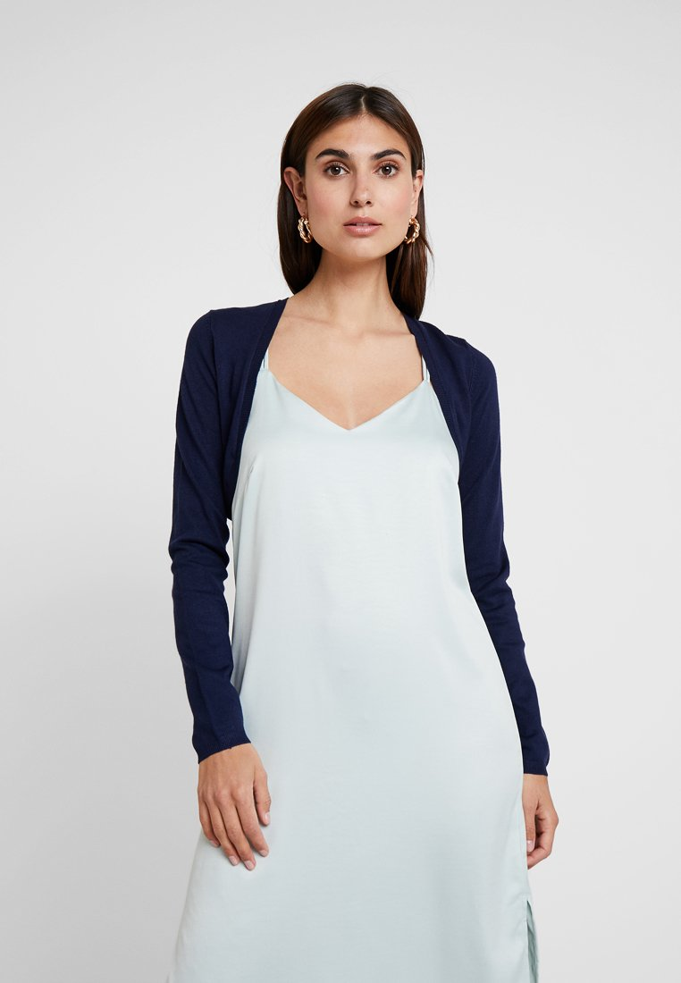 Zalando Essentials - Strikjakke /Cardigans - dark blue
