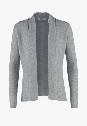 CASHMERE - Neuletakki - light grey melange