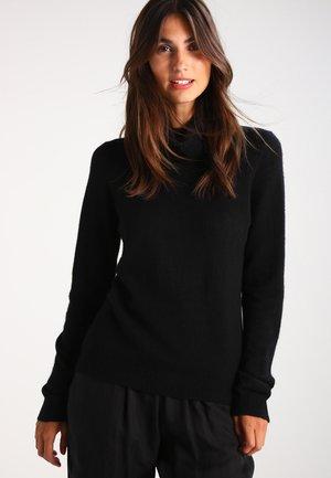 CASHMERE - Pullover - black