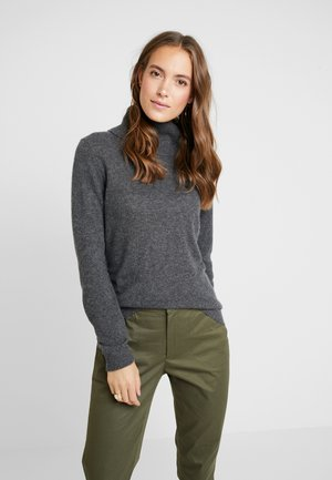 CASHMERE - Sweter - anthracite