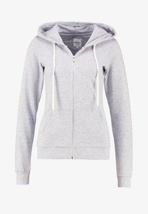 Bluza rozpinana - light grey