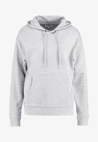 Zalando Essentials - Hoodie - grey marl - 3