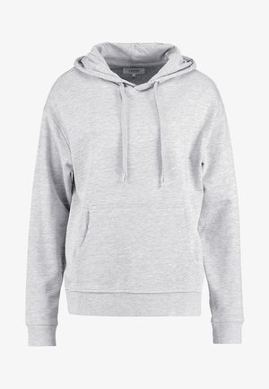 Sweat à capuche - grey marl