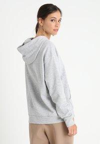 Zalando Essentials - Hoodie - grey marl - 2