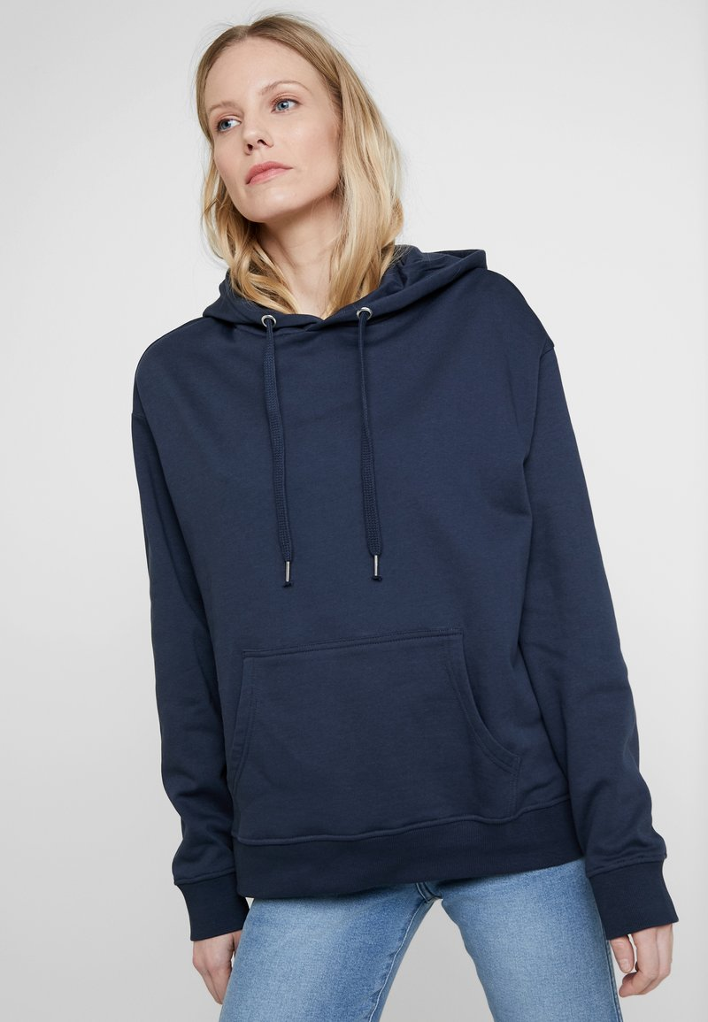 Zalando Essentials - Kapuzenpullover - dark blue