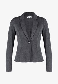 Zalando Essentials - Blazer - dark grey melange - 4