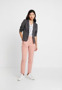 Zalando Essentials - Blazer - dark grey melange - 1