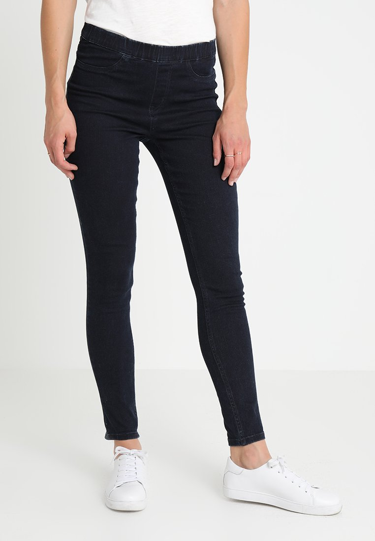 Zalando Essentials - Jeggings - dark blue rinse wash