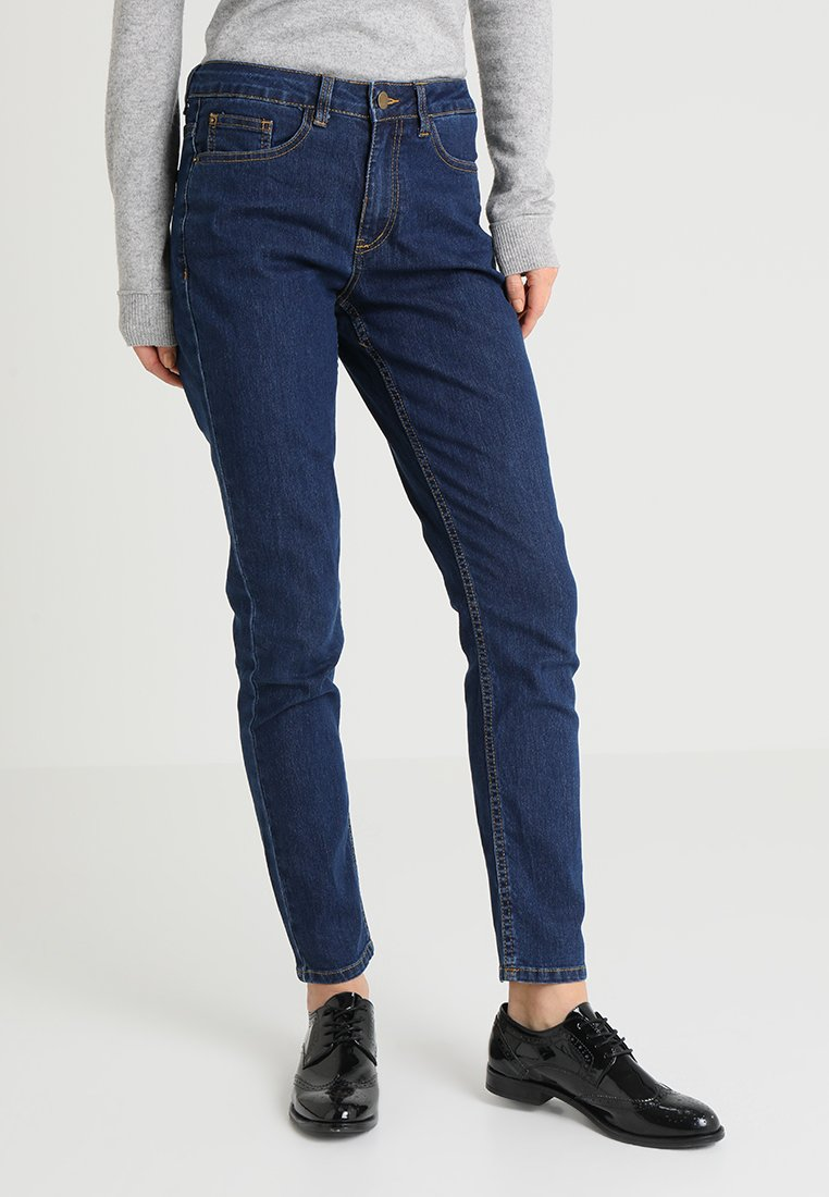 Zalando Essentials - Relaxed fit jeans - dark blue