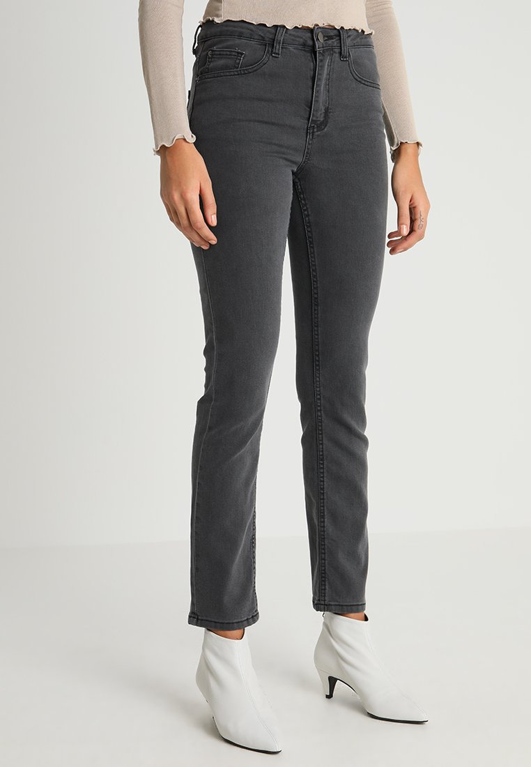 Zalando Essentials - Jeans a sigaretta - grey