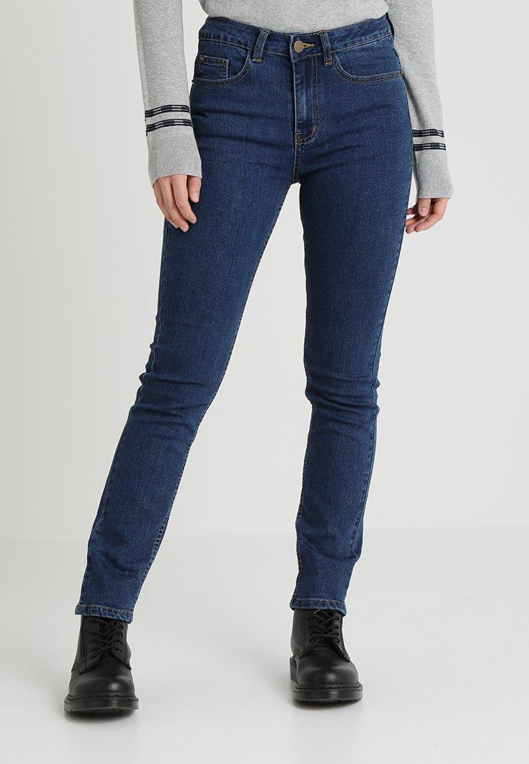 Zalando Essentials - Jeans Straight Leg - dark blue