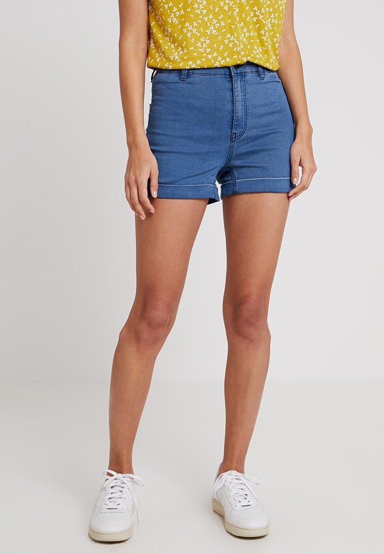 Zalando Essentials - Jeans Shorts - vintage wash