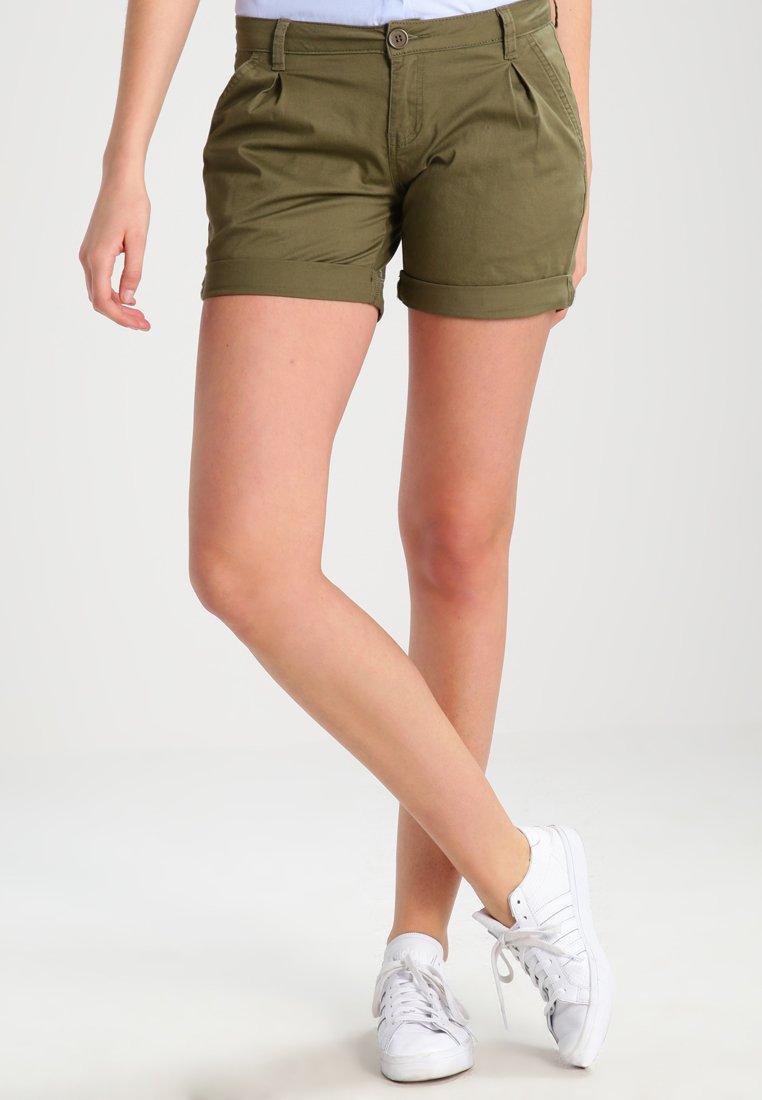 Zalando Essentials - Shorts - khaki