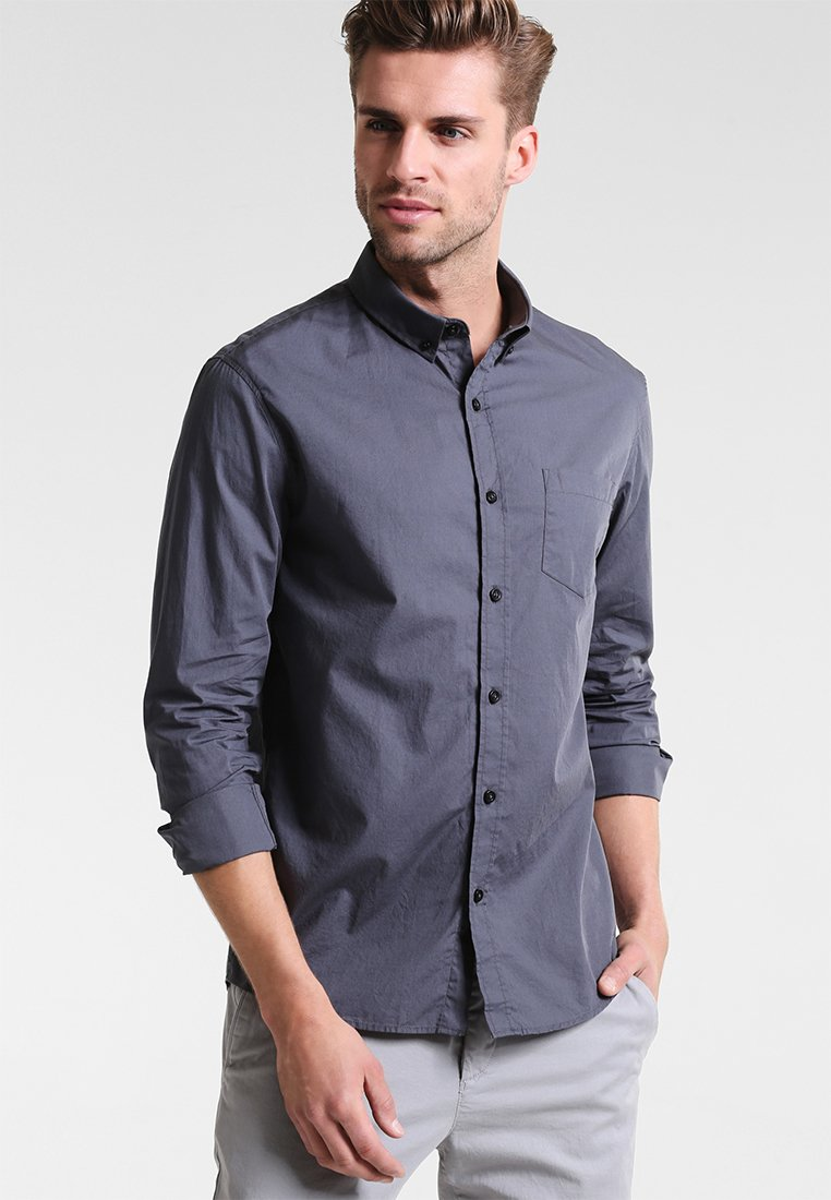 Zalando Essentials - Overhemd - dark gray