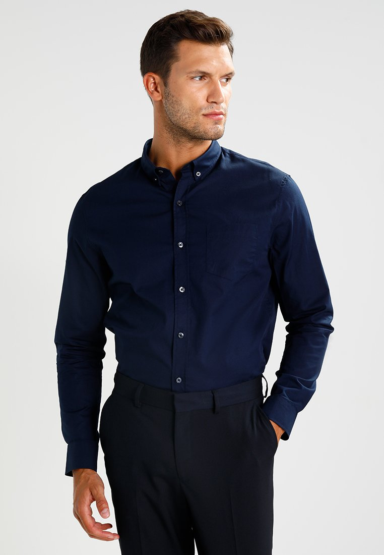 Zalando Essentials - Shirt - dark blue