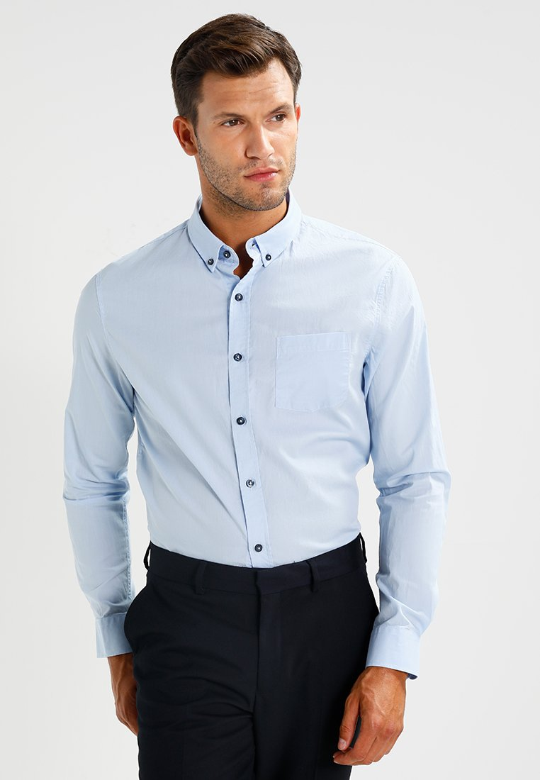 Zalando Essentials - Chemise - light blue