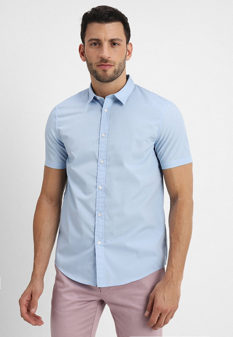 Zalando Essentials - Hemd - light blue