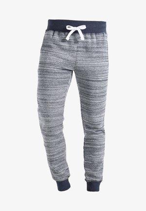 Pantalones deportivos - mottled light blue