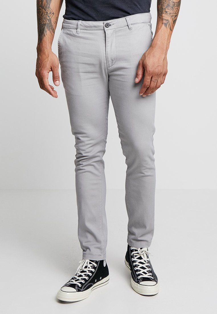Zalando Essentials - Chinos - grey