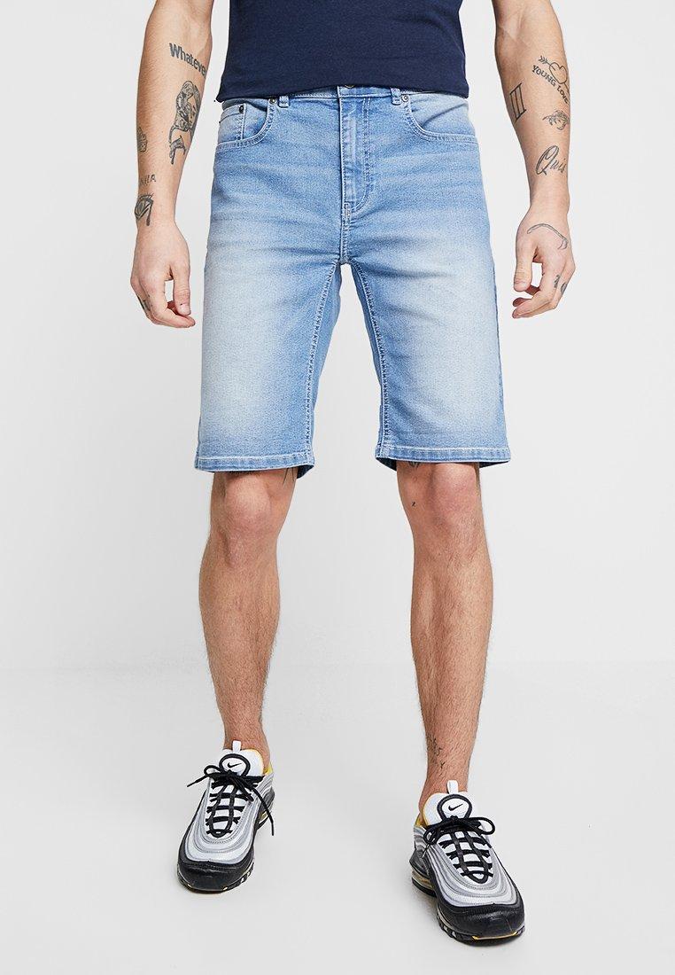 Zalando Essentials - Jeans Shorts - light blue