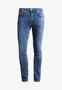 Zalando Essentials - Slim fit jeans - light blue