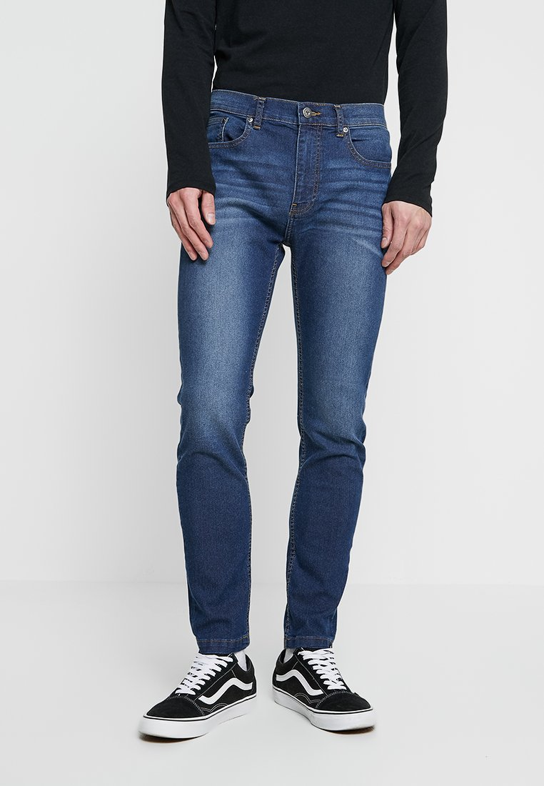 Zalando Essentials - Jeans slim fit - blue denim