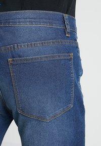 Zalando Essentials - Jeans slim fit - blue denim - 4
