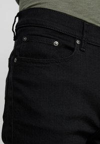 Zalando Essentials - Jeans Slim Fit - black denim - 5