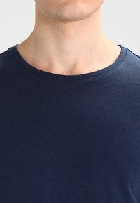 Zalando Essentials - Topper langermet - dark blue - 3