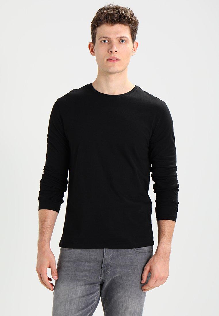 Zalando Essentials - Langarmshirt - black