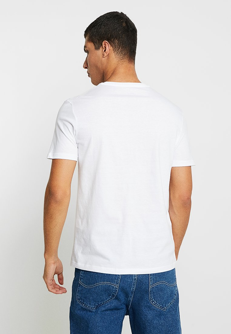 Basique 5 Zalando White PackT Essentials shirt cjL35qA4R
