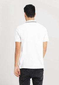 Zalando Essentials - 2 PACK - Koszulka polo - white - 2