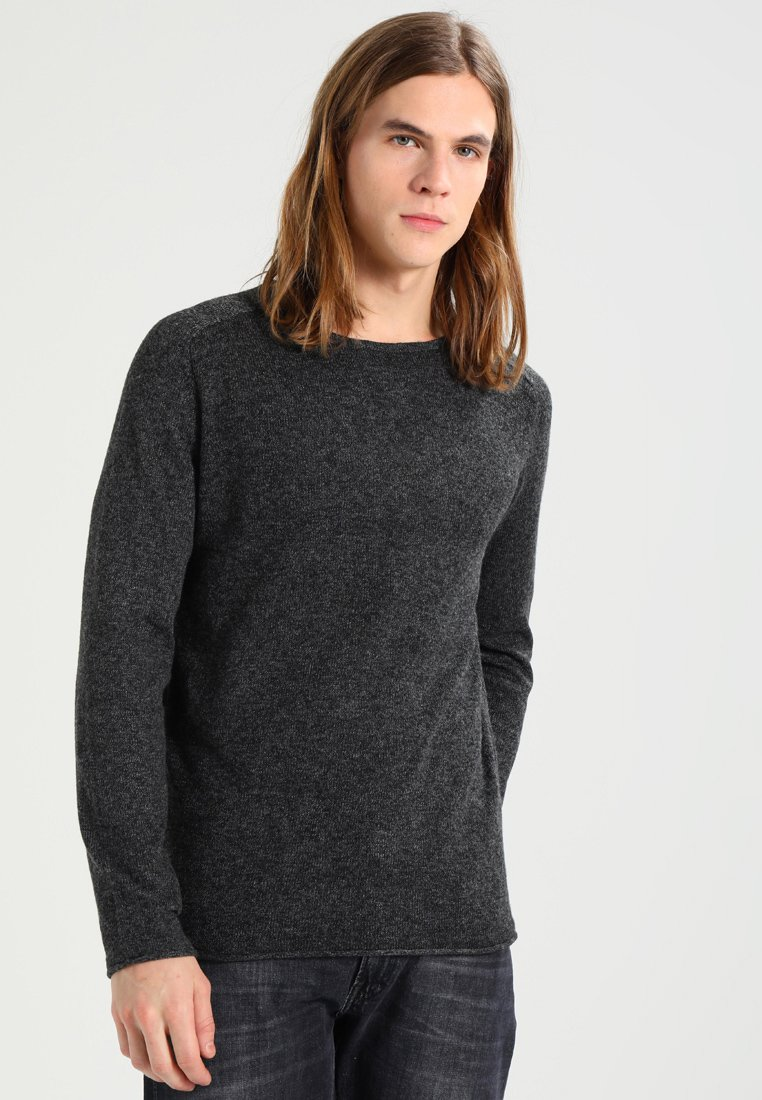 Zalando Essentials - Jumper - mottled dark grey