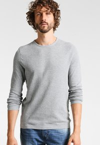 Zalando Essentials - Trui - light grey - 0