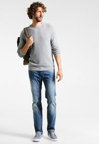 Zalando Essentials - Trui - light grey - 1