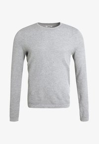 Zalando Essentials - Trui - light grey - 5